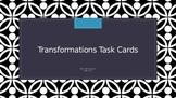 Transformation Task Cards