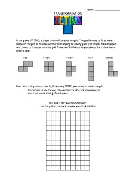 Transformation Tetris
