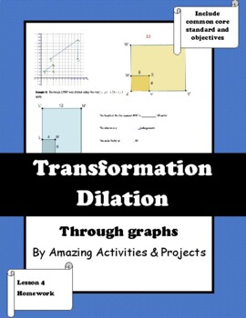 Transformation dilation