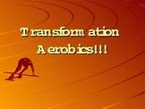 Transformation of Functions Aerobics Activity