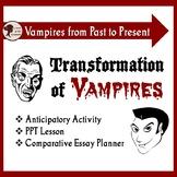 Transformation of Vampires