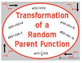 Transformation of a Random Parent Function