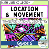 Transformational Geometry Complete Math Unit