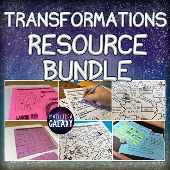 Effects of Transformations Activity and Game Bundle