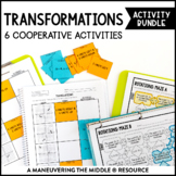 Transformations Activity Bundle