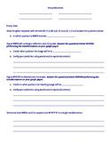Transformations Activity - group & individual tasks (rotations & reflections)