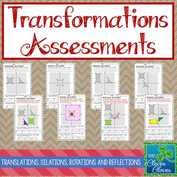 Transformations Assessments