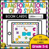 Transformations | Boom Cards