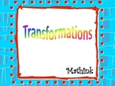 Transformations Bundle (dilations, reflections, rotations,