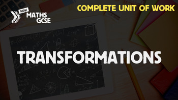 Transformations - Complete Unit of Work