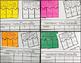 Transformations:  Cut, Paste, Solve, Match Puzzle Activity BUNDLE