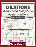 Transformations: Dilation on Coordinate Plane (Algebraic r