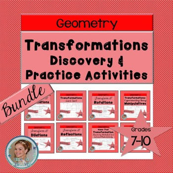 Transformations Discovery and Practice Activities