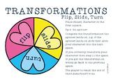 Transformations - Flip, Slide, Turn Games