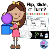 Transformations: Flip, Slide, or Turn? Cut and Paste