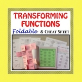 Graphing Function Transformations and Equations HSF.BF.B.3