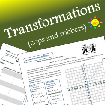 Transformations Game