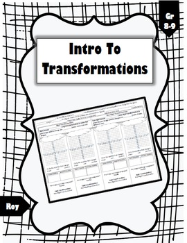 Transformations Introduction