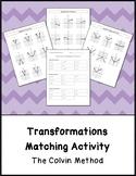 Transformations Matching Activity