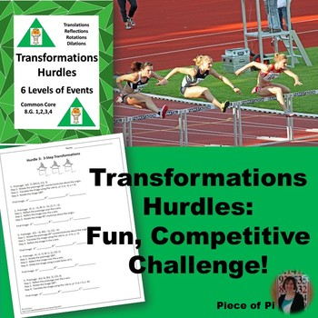 Transformations Translations Reflections Rotations Dilatio