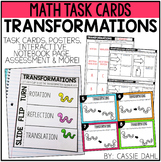 Transformations- Task Cards