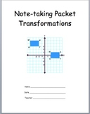 Transformations Packet