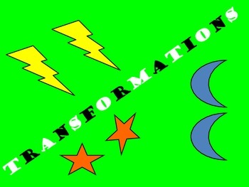 Transformations PowerPoint Presentation