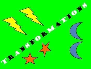 Transformations PowerPoint Presentation