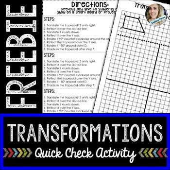 Transformations : Free