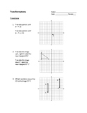 Geometric Transformations Practice