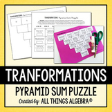 Transformations (Reflections, Translations, Rotations, Dil
