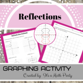 Transformations - Reflections Activity