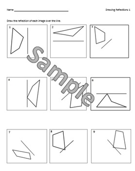 Geometric Transformations (Reflections, Rotations, Translations)