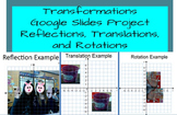 Transformations (Reflections, Translations,&Rotations) Pro