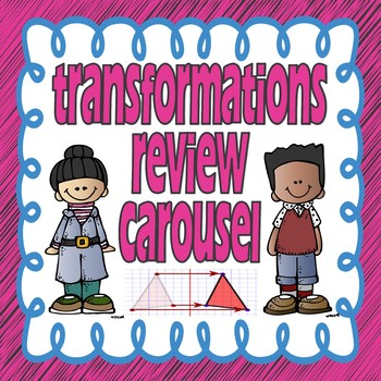 Transformations Review Carousel