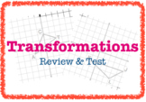 Transformations (Review & TEST)