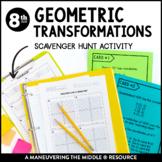 Geometric Transformations Activity