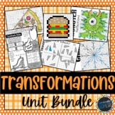 Transformations & Symmetry Unit Bundle; Geometry