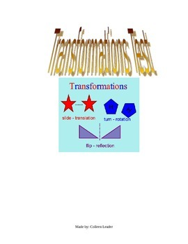 Transformations Test