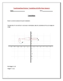 Study Guide Cartesian Transformations: Translations and Re