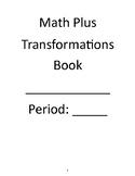 Transformations Unit Book