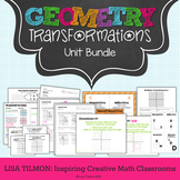 Transformations Unit Bundle {Translations, Reflections, Rotations, Dilations}