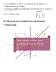 Transformations in the Coordinate Plane - Move it or Lose it Activity