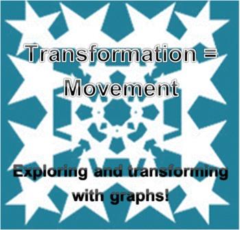 Transformations of Shapes Worksheet
