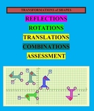 Transformations of shapes Reflection Translation Rotation