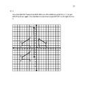 Transformations unit 5 Common Core Mathematics