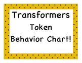 Transformers Token Behavior Chart!