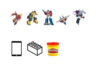 Transformers Token Chart