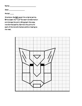Transformers/Transformations Lab