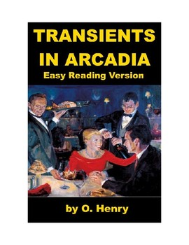 Transients in Arcadia - Easy Reading O. Henry Story